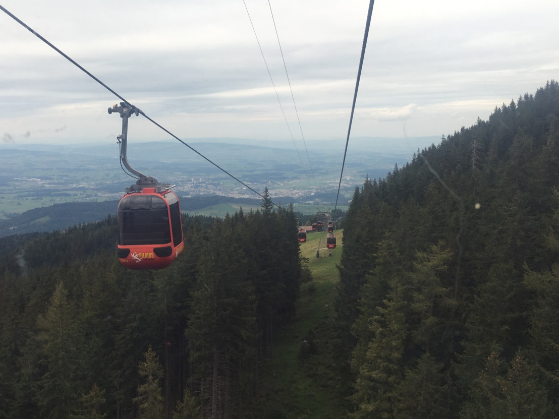 Cable Car to Kriens 4