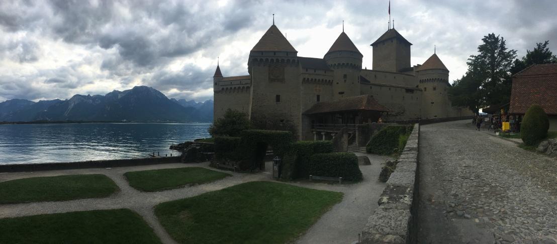 Chillon Castle 8