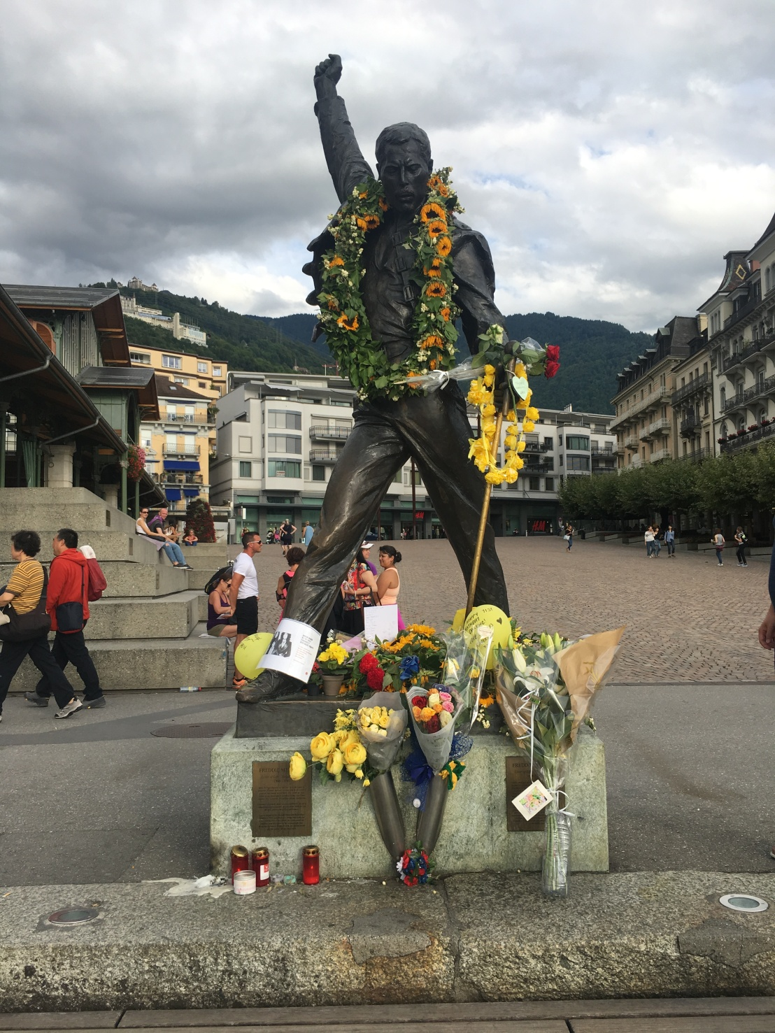 Lake Geneva:Freddie Mercury 18