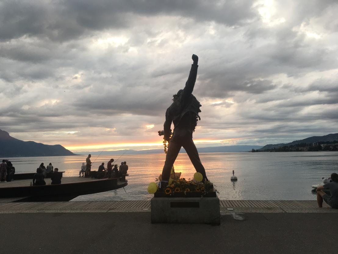 Lake Geneva:Freddie Mercury 51