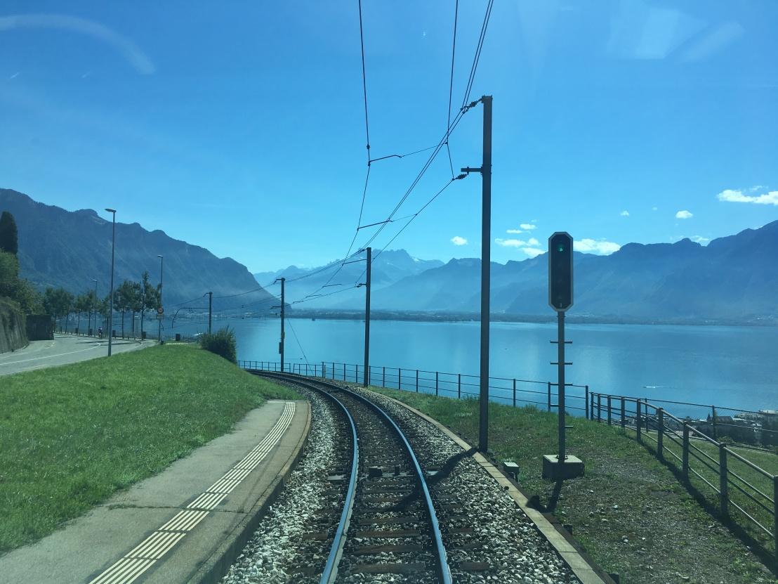 Zweisimmen to Montreux 38
