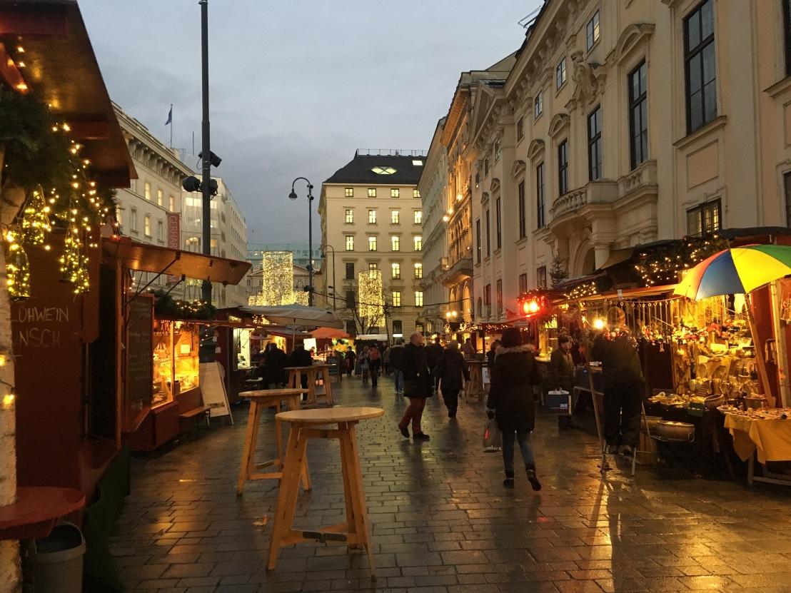 Alt Weiner:Freyung Christmas Market 1