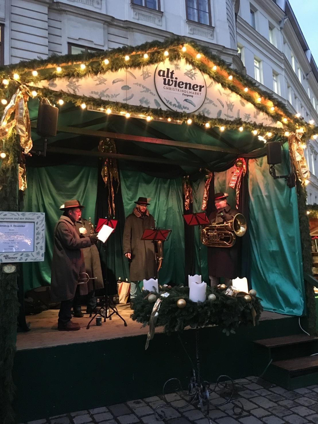 Alt Weiner:Freyung Christmas Market 2