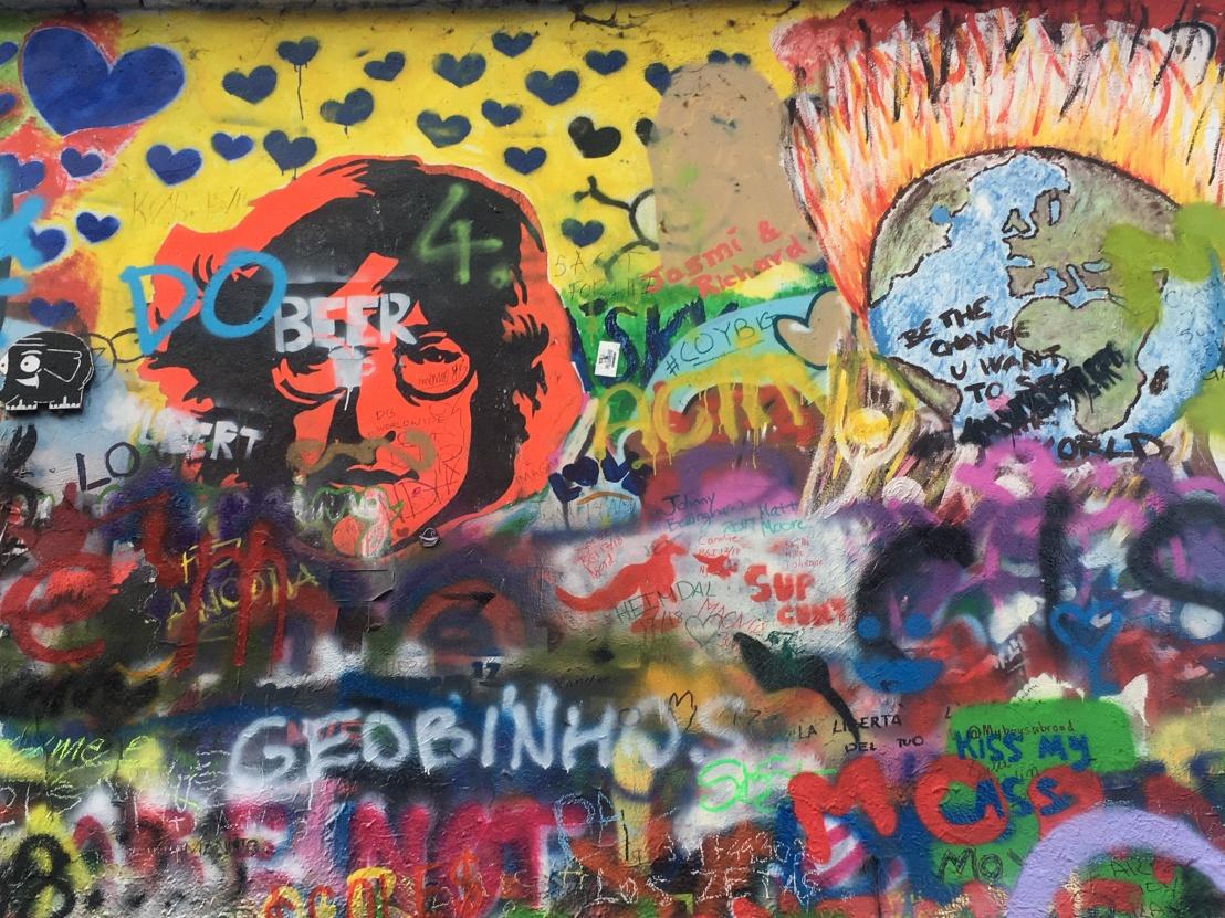 Lennon Wall 1