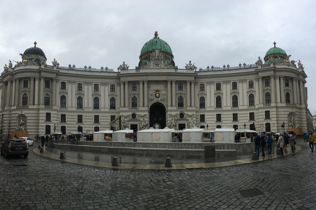 how to be a tourist invienna