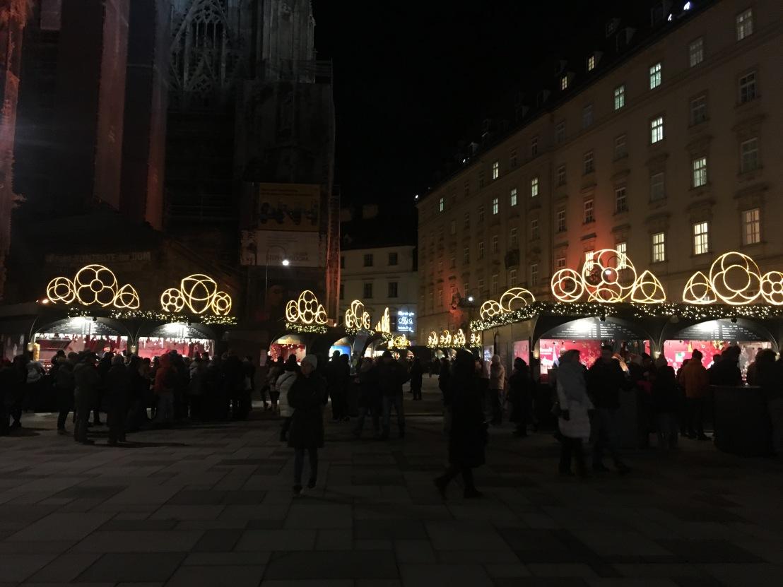 Stephansdom Christmas Market 10