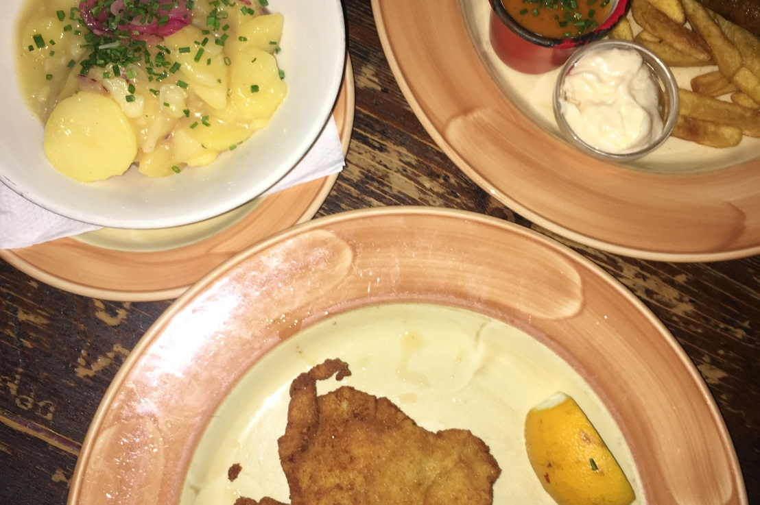 8 foods to eat invienna