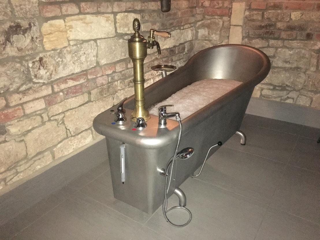 Beer Bath @ Hotel Vinohradsky Dum 3