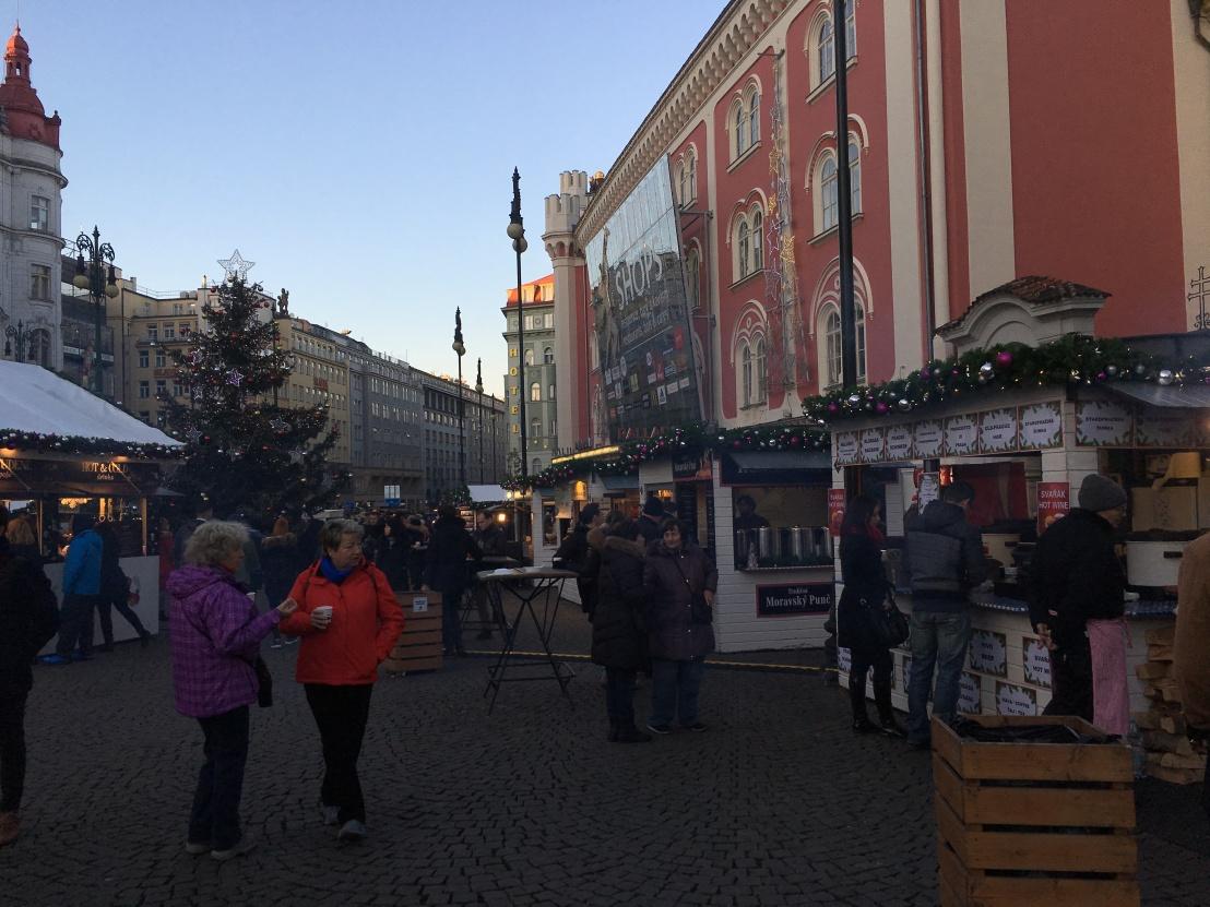 Republic Square Christmas Market 6