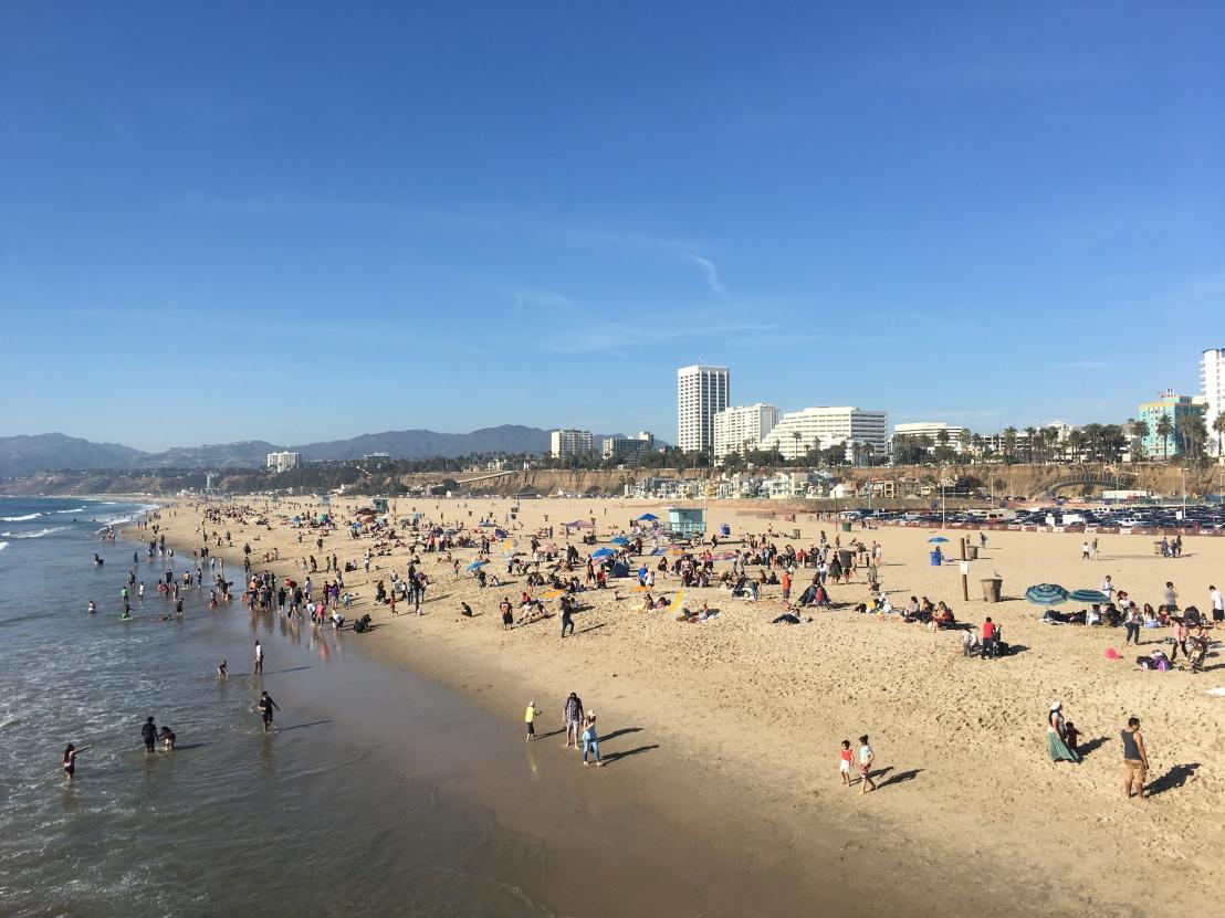 Beverly Hills, Santa Monica, LACMA 42
