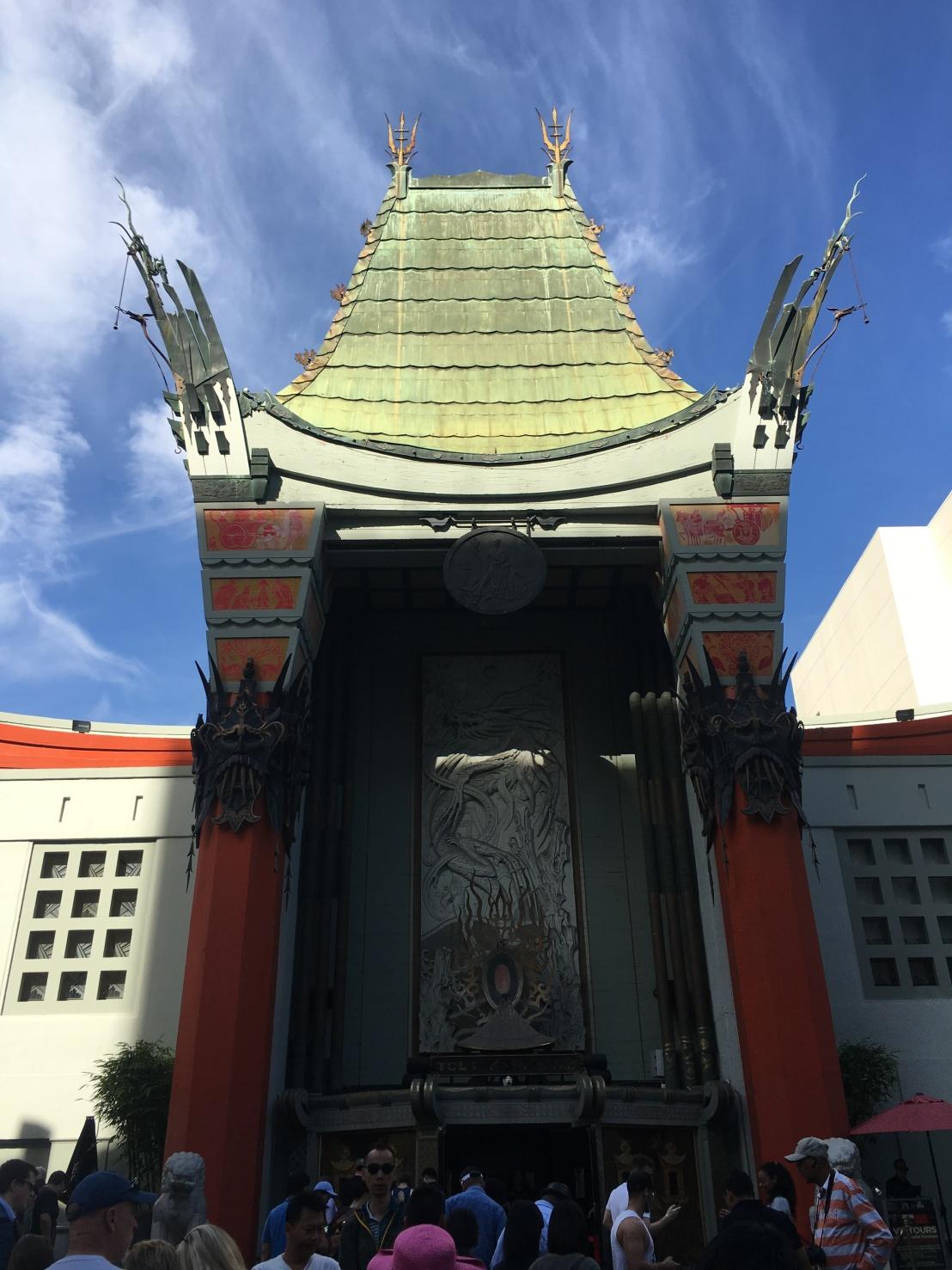 Hollywood Sign, Walk of Fame, Little Tokyo 35