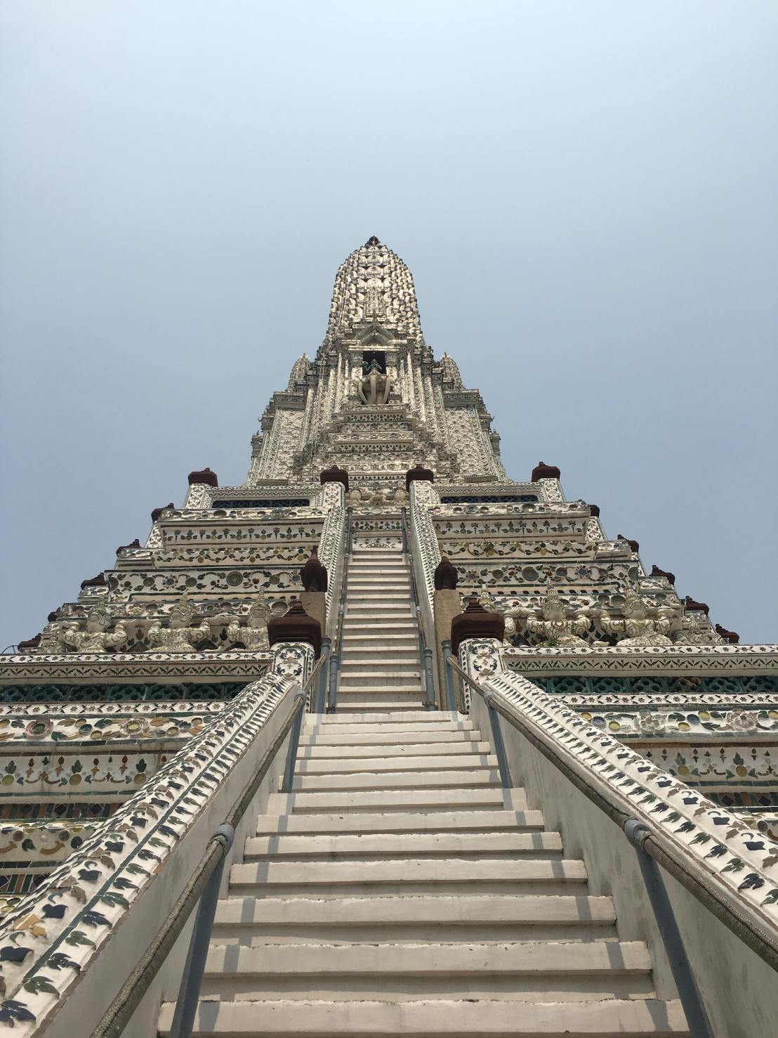 Day 1 - Bangkok - Wat Arun 17