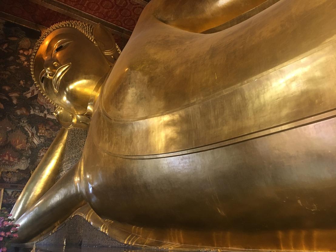 Day 1 - Bangkok - Wat Pho Big Buddha 7