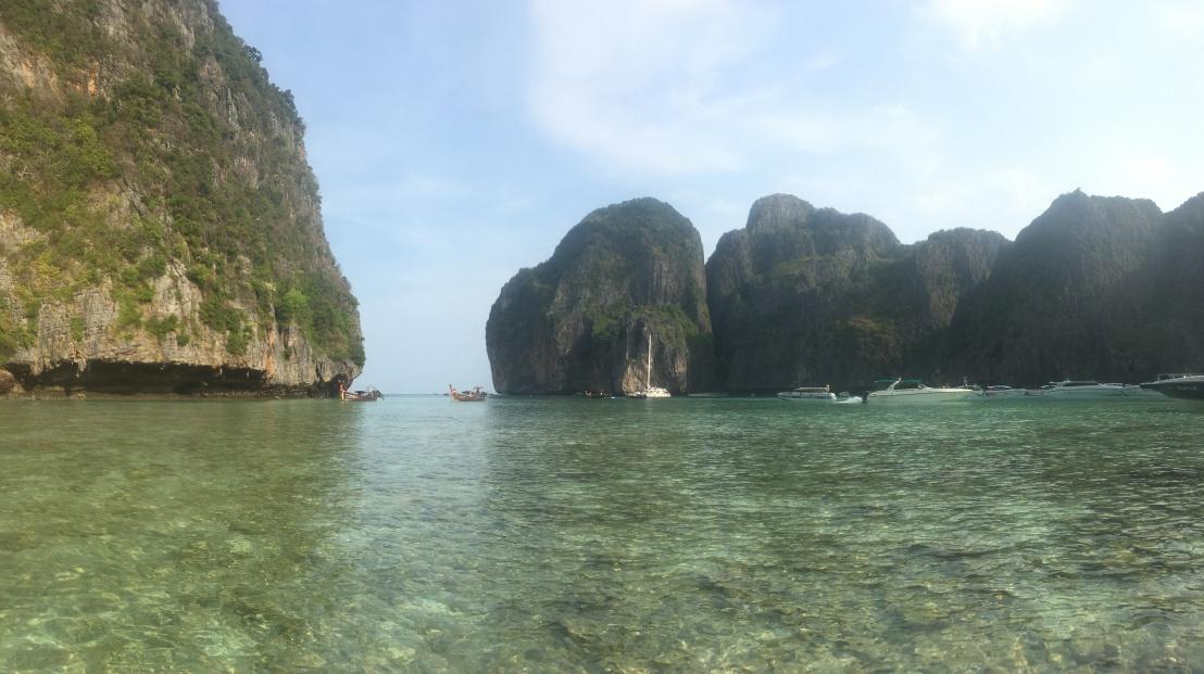Phi Phi Islands:Maya Beach:Monkey Beach:Bamboo Island 108