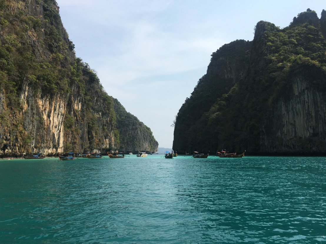 Phi Phi Islands:Maya Beach:Monkey Beach:Bamboo Island 144