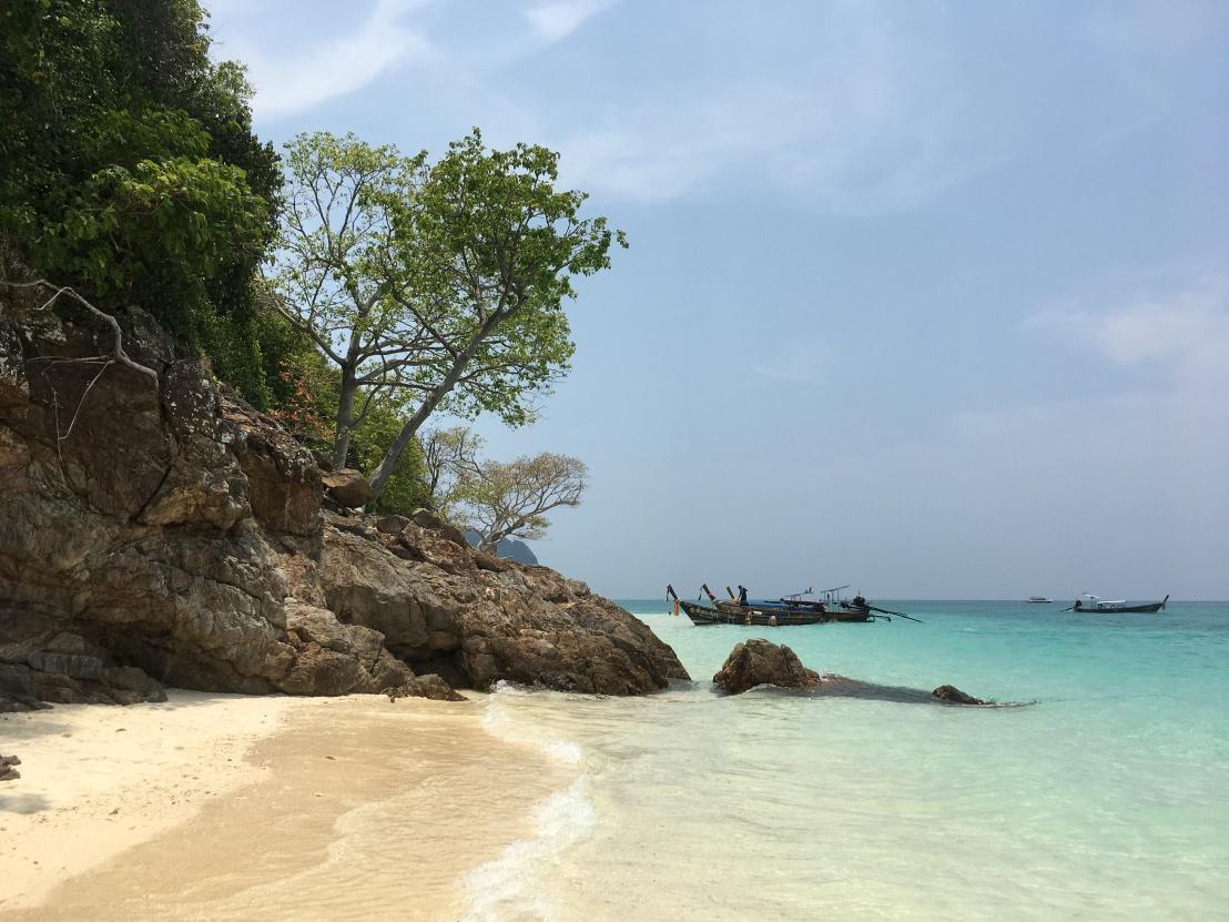 Phi Phi Islands:Maya Beach:Monkey Beach:Bamboo Island 236