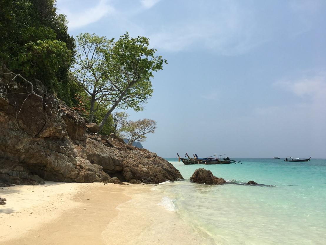 Phi Phi Islands:Maya Beach:Monkey Beach:Bamboo Island 237