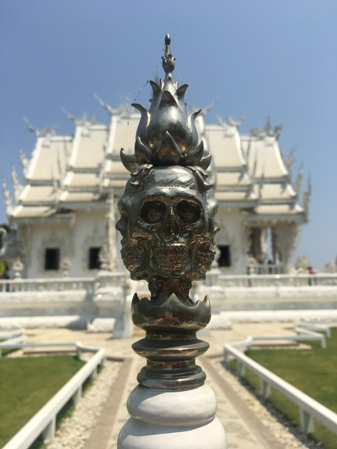 Thawee Hot Springs:White Temple:Wat Chedi Luang:Golden Triangle 59