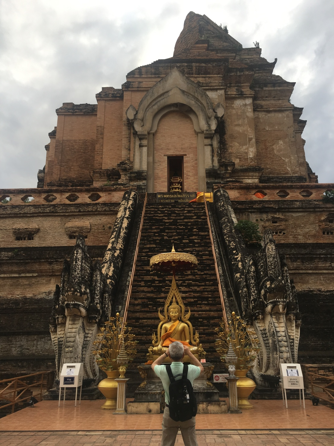 Wat Chedi Luang 46