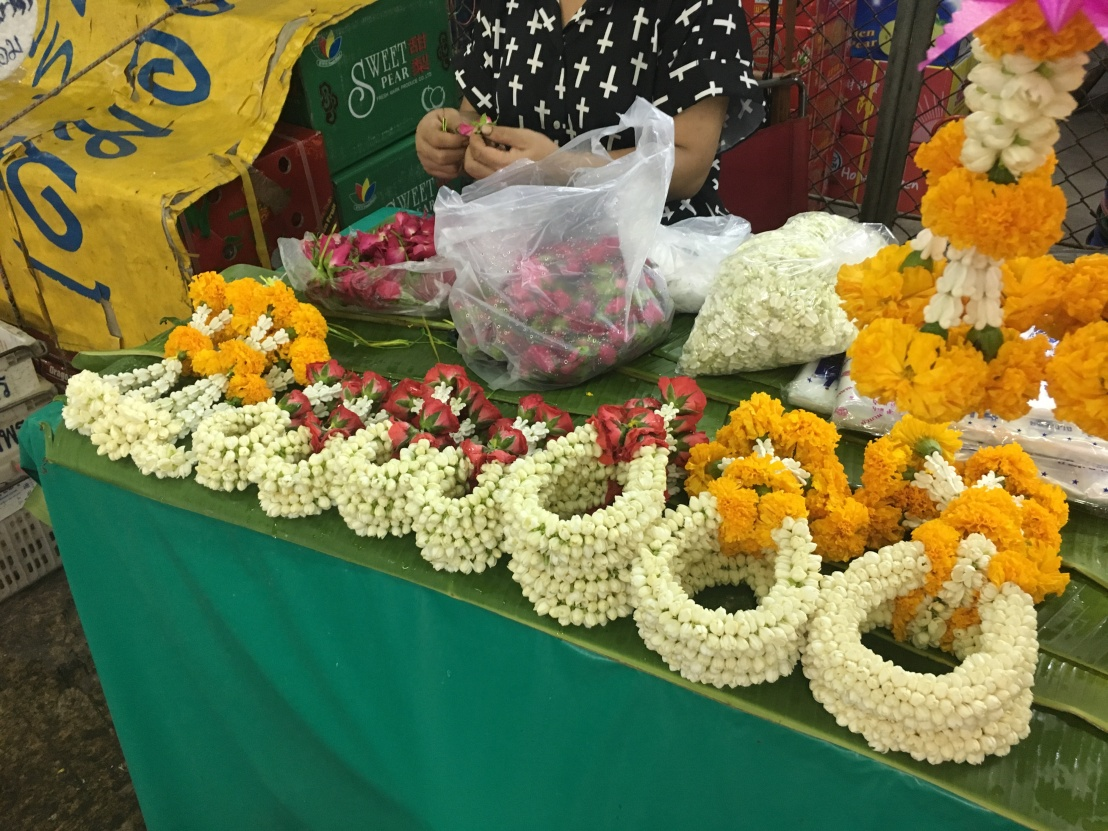 Day 1 - Bangkok - Pak Khlong Flower Market 12