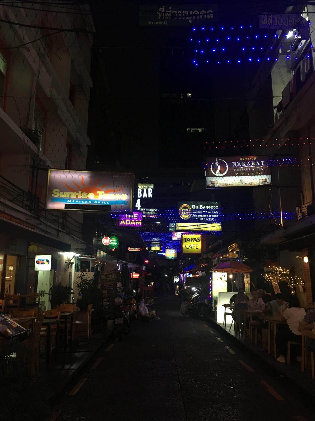 Day 1 - Bangkok - Patpong Night Market 1