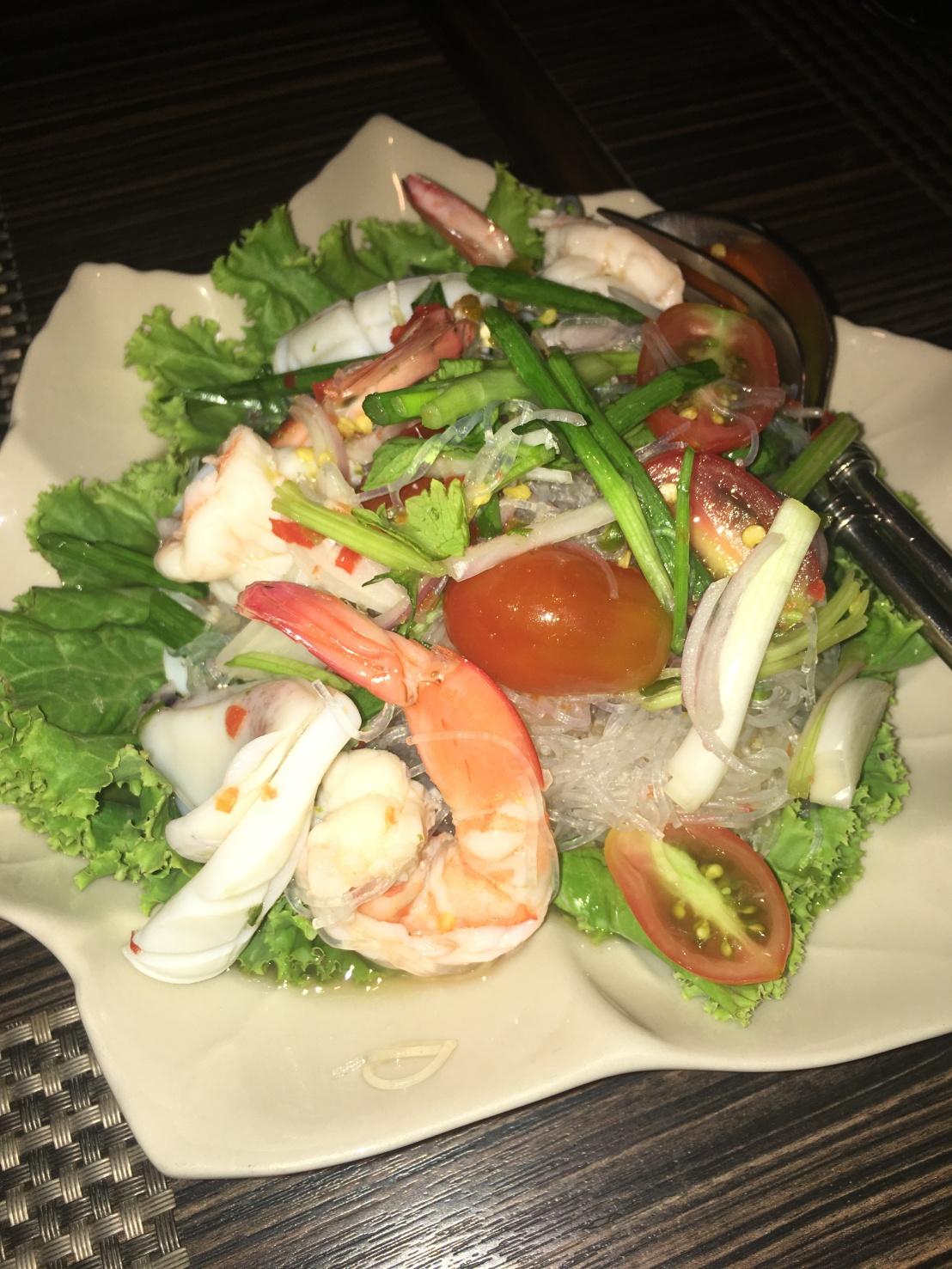 Day 1 - Bangkok - Dinner @ Ruen Urai 4