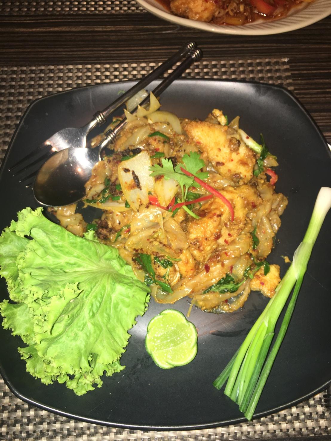 Day 1 - Bangkok - Dinner @ Ruen Urai 5