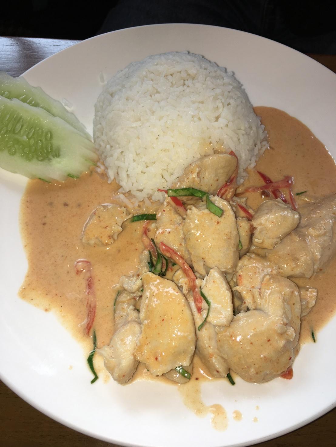 Day 1 - Bangkok - Lunch @ Baan ThaThien Cafe 4