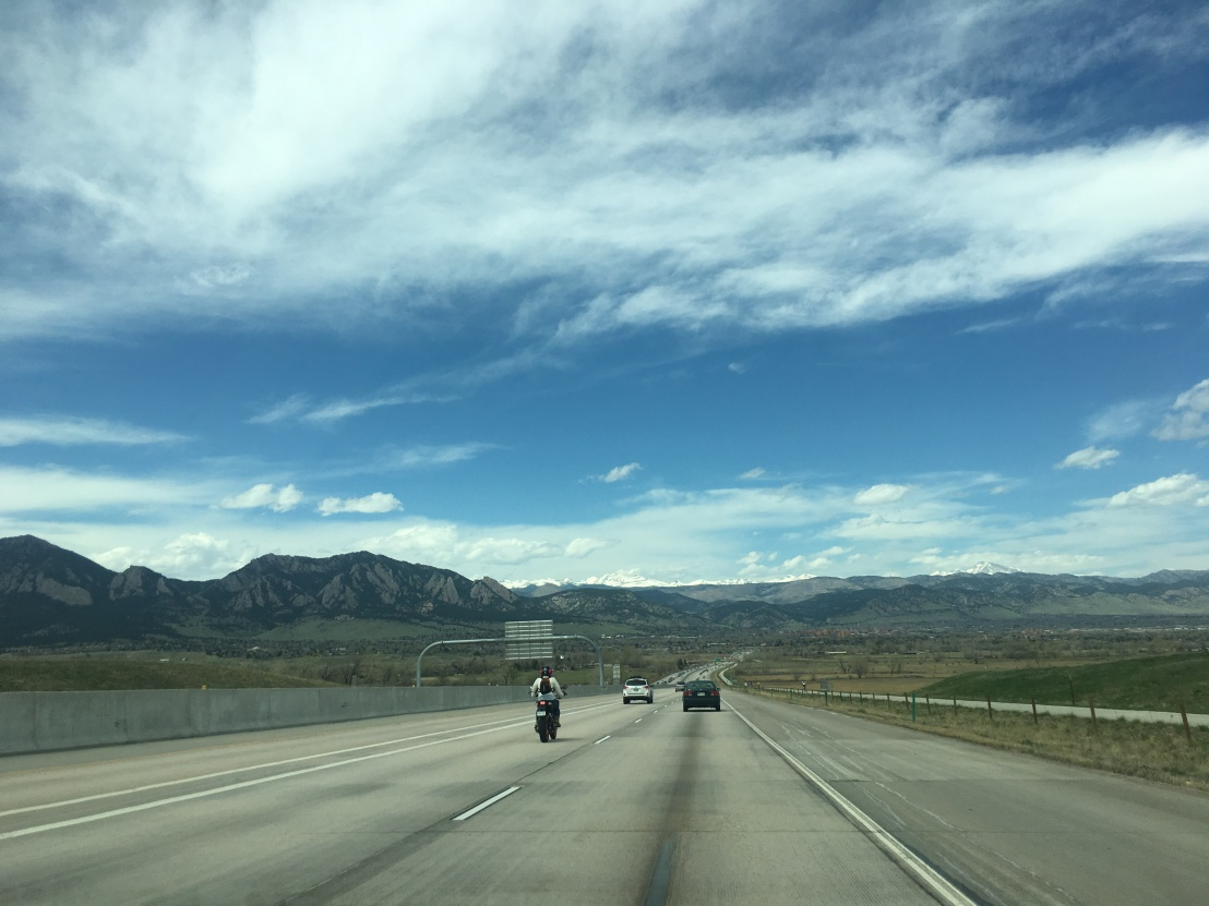 Drive to Rocky Mts 3