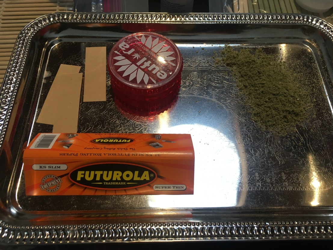 Sushi & Joint Rolling Class 1