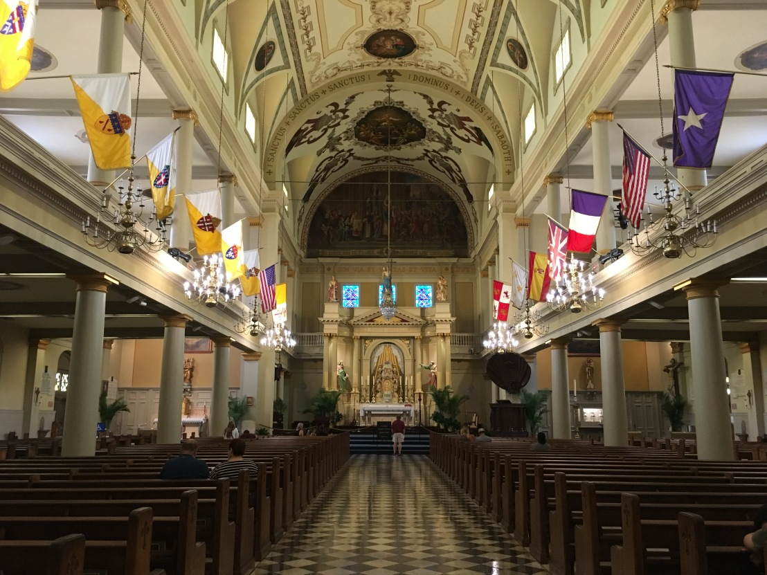 jackson square:st. louis cathedral 19