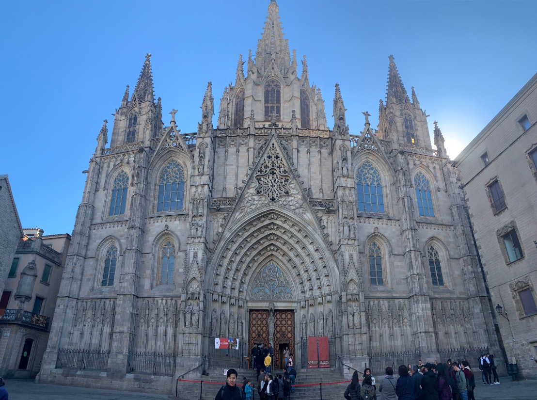 Barcelona Cathedral 5