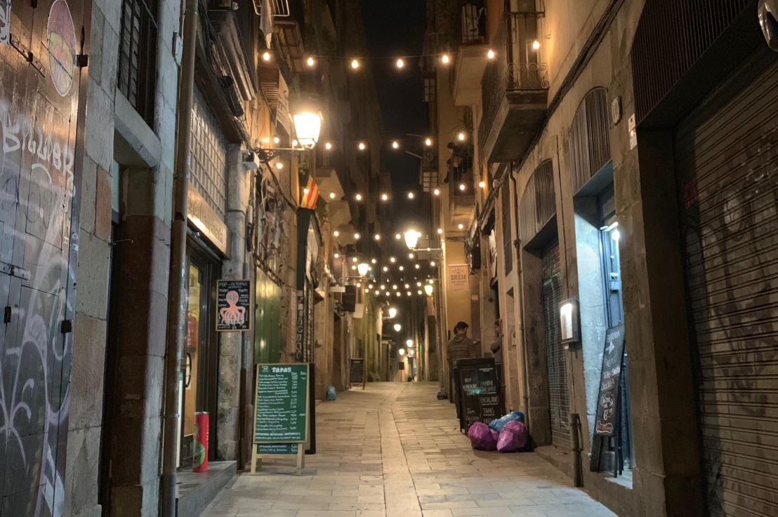 4 things i learned in the 5 days i spent inbarcelona