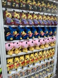 So many pikachus