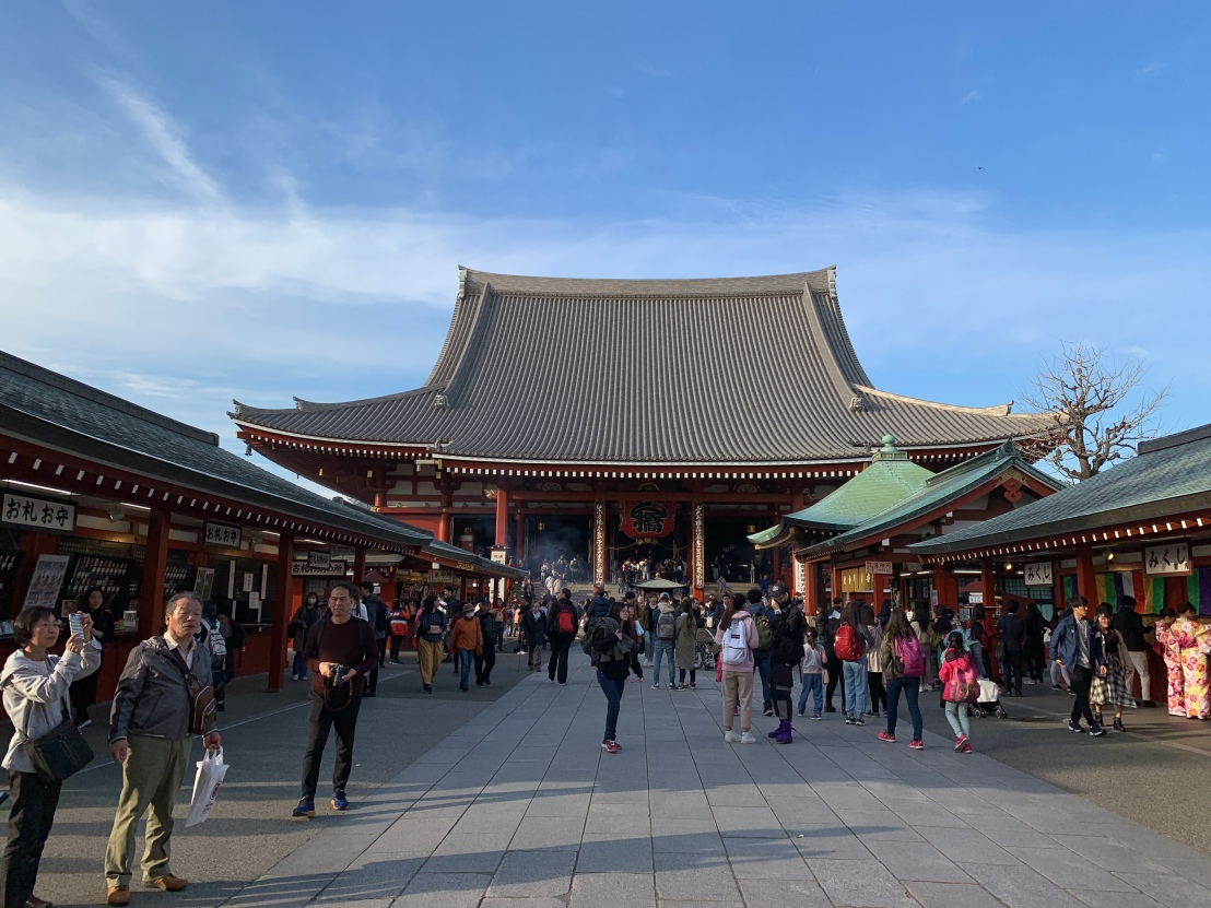 Senso-ji Temple 53