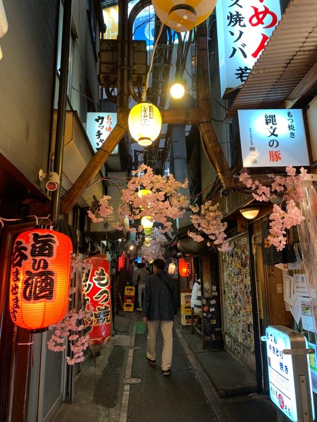 Shinjuku:Omoide Yokocho:Mos Burger 10