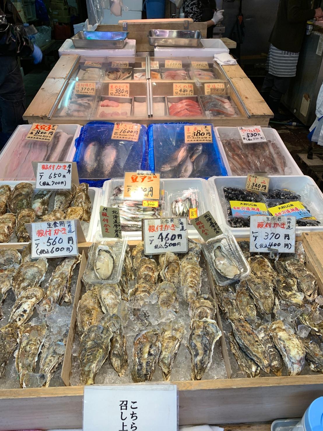 Tsukiji Market 70