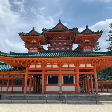 Heian Jingu Shrine 30