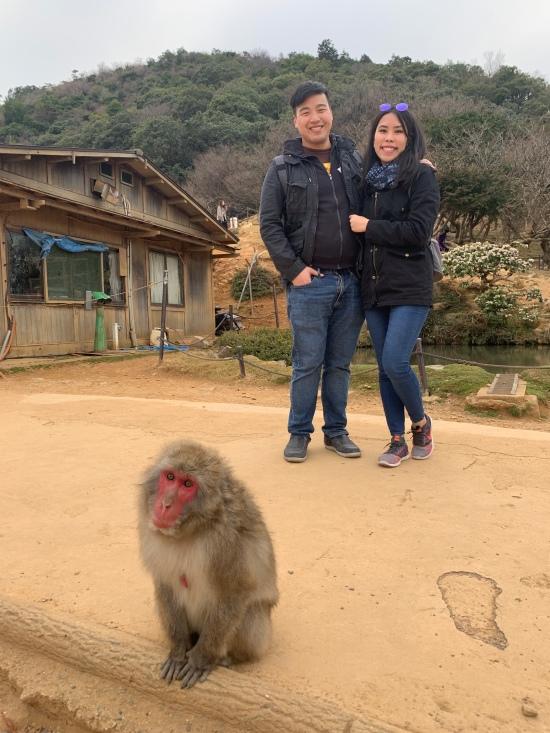 Iwatayama Monkey Park 62