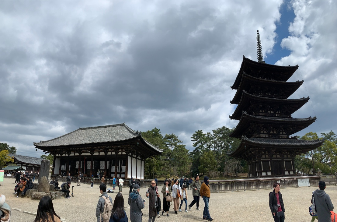 Kofukuji Temple 5