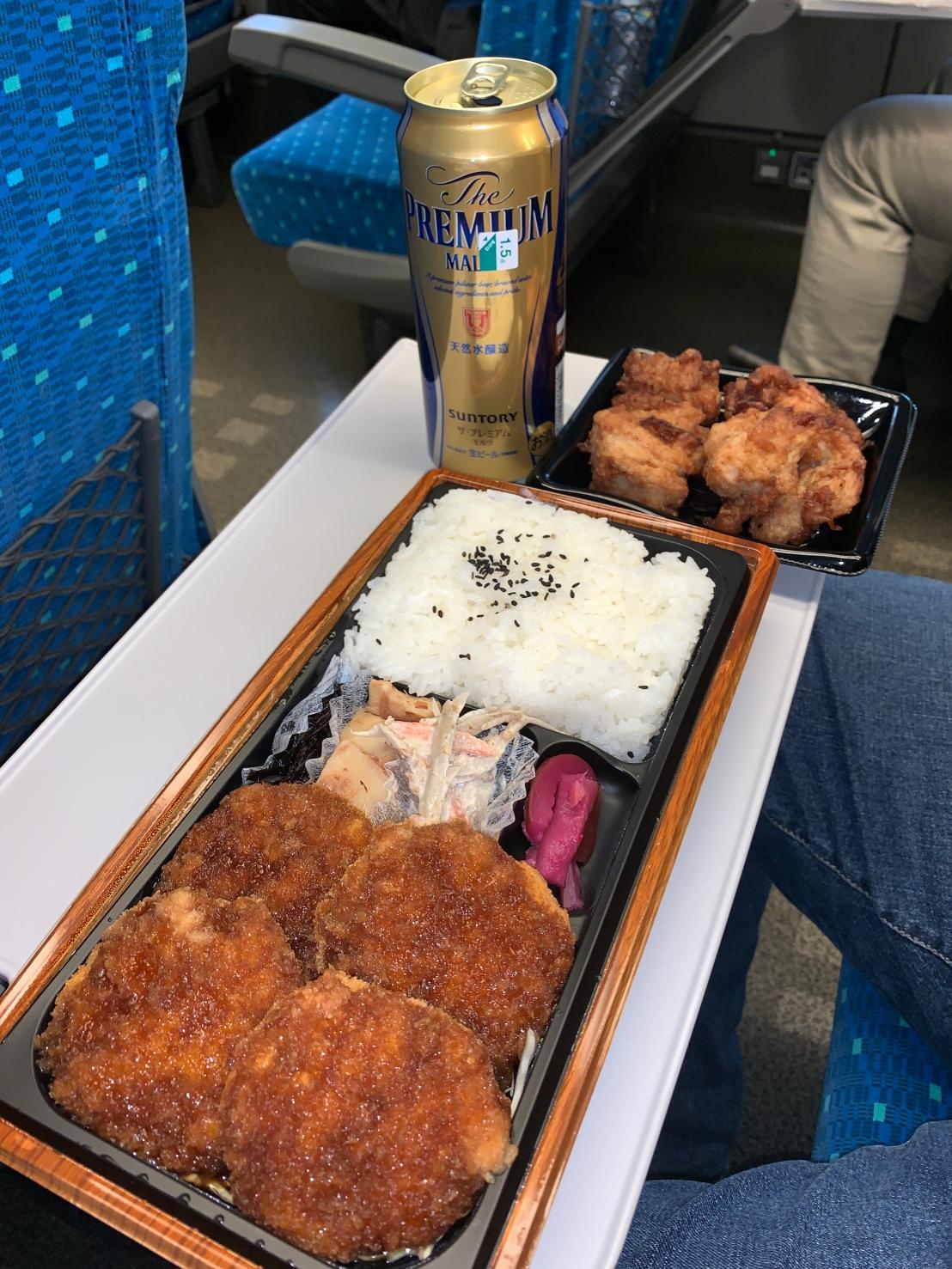 Shinkansen from Tokyo to Kyoto 11