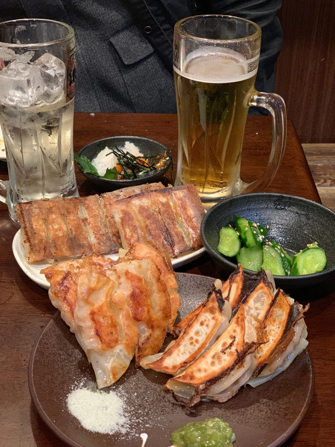 Dinner @ Chao Chao Sanjo Kiyamachi 12