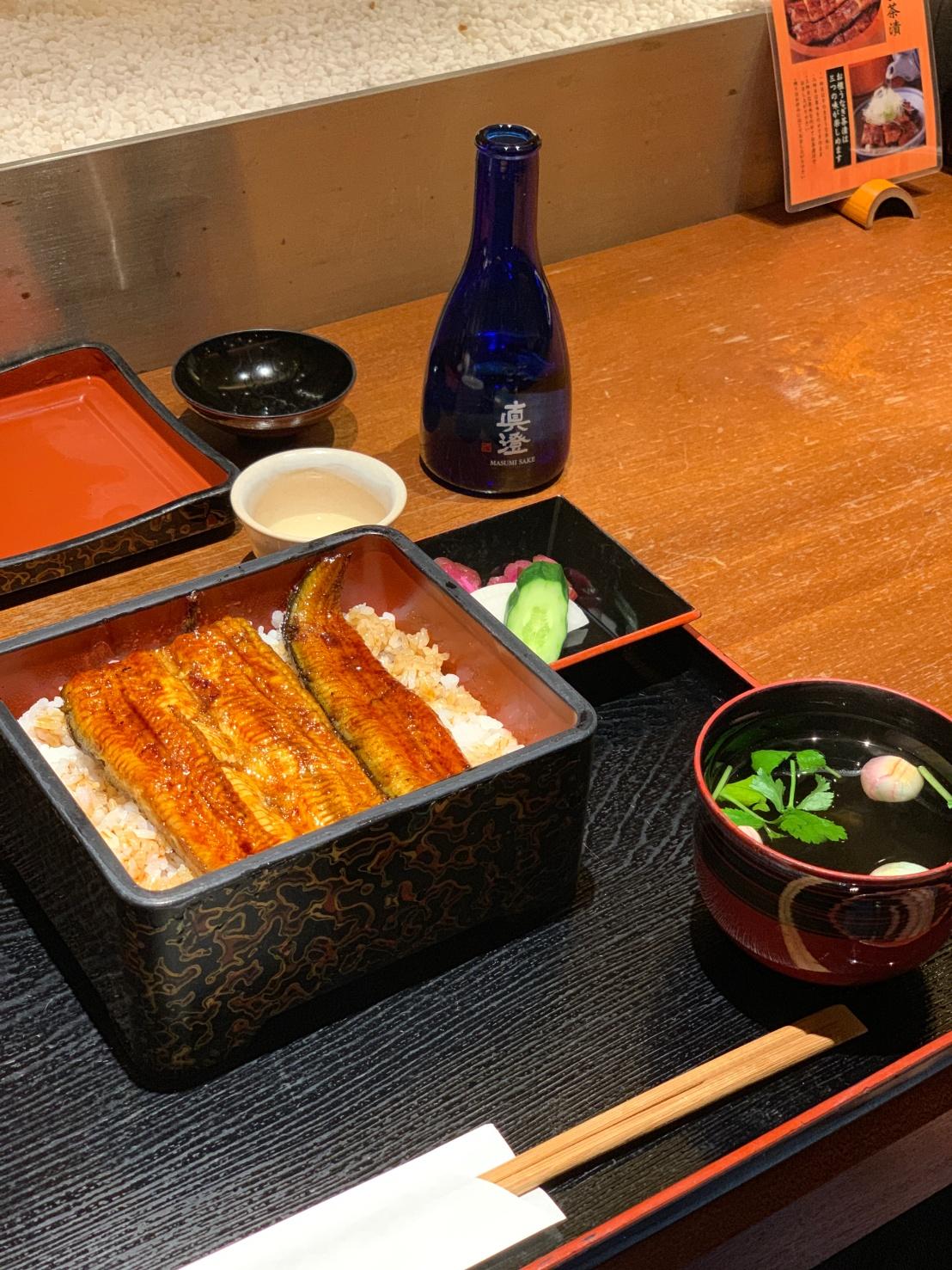 Dinner @ Unagi Toku 19