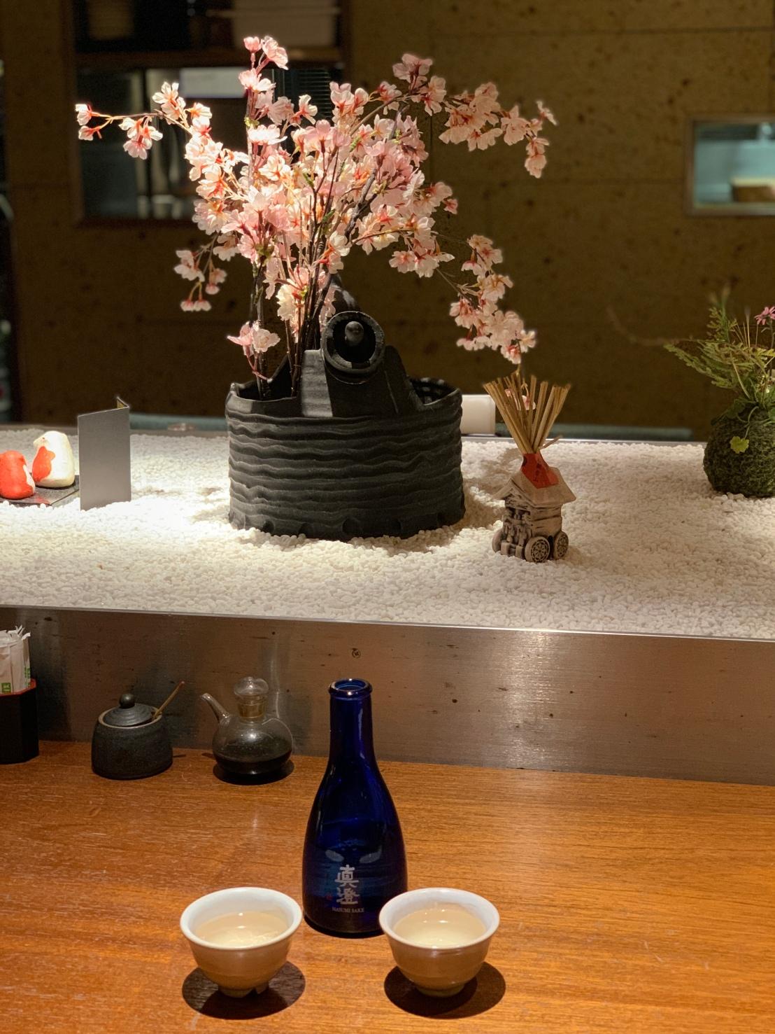 Dinner @ Unagi Toku 9