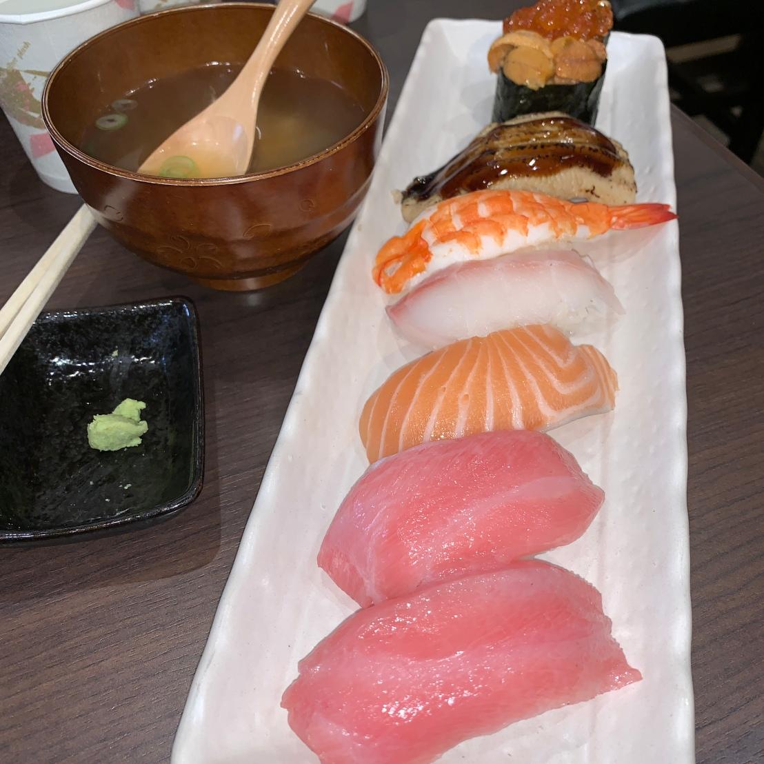 Lunch @ Sushi Naritaya 8