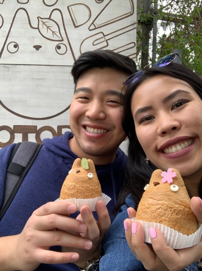 Setagaya:Shirohige's Cream Puffs 20