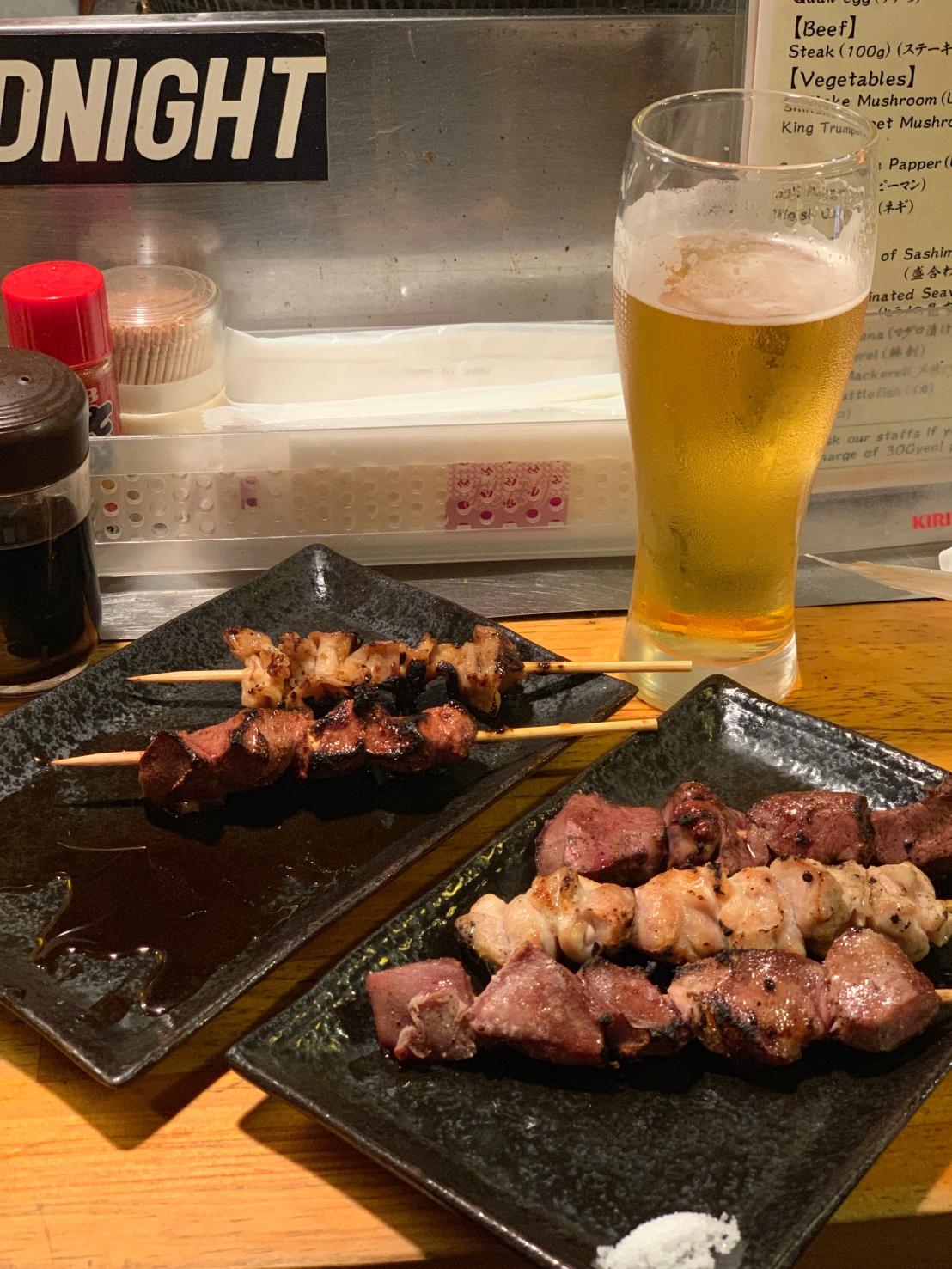Shinjuku:Omoide Yokocho:Mos Burger 26