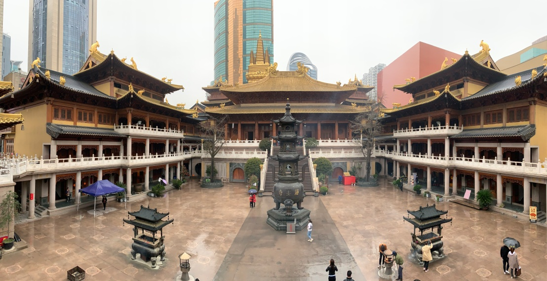 Jing'an Temple 37