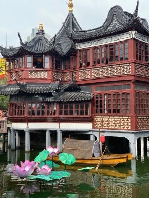 Yuyuan Old Street:Garden 11