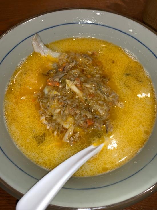 Dinner - Crab Noodles 5